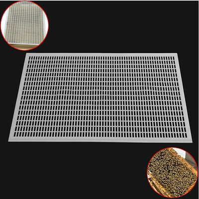 10 Frame Bee Queen Excluder Trapping Net Grid Beekeeping Honey Tool LF