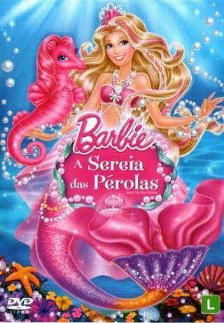 Filme Da Barbie Filme Barbie Barbie E A Sereia Das Perolas Barbie