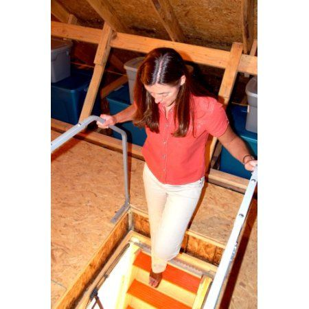 Pin By Susan Craig On Attic Stairs In 2020 Attic Ladder Attic Remodel Garage Attic
