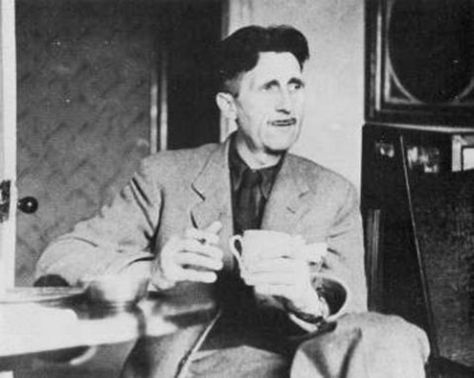 Top quotes by George Orwell-https://s-media-cache-ak0.pinimg.com/474x/a8/85/bd/a885bd57b06d176debeea5f169883359.jpg