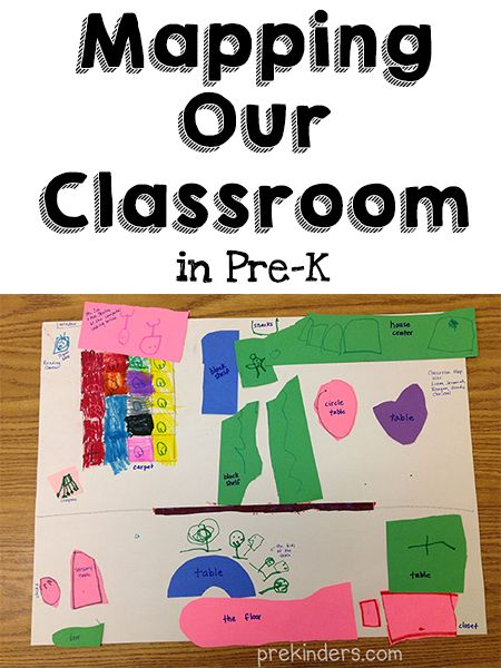 Map Making Activity Map Making in Pre K | Play + Learn | Preschool social studies