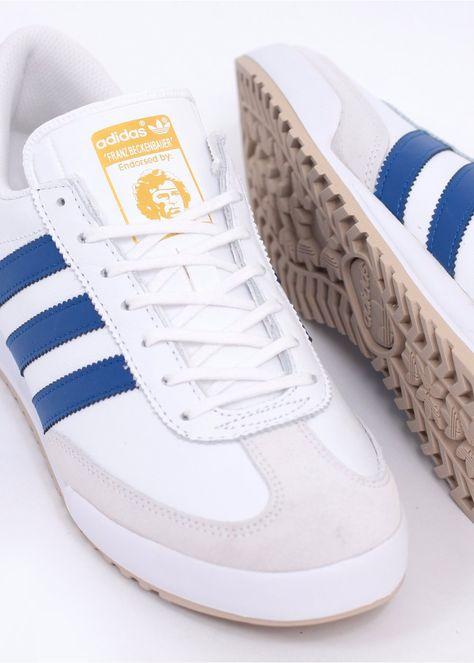 adidas Originals Footwear Beckenbauer Trainers Blue