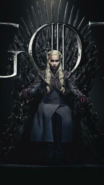 Daenerys Targaryen Game Of Thrones Season 8 Game Of Thrones