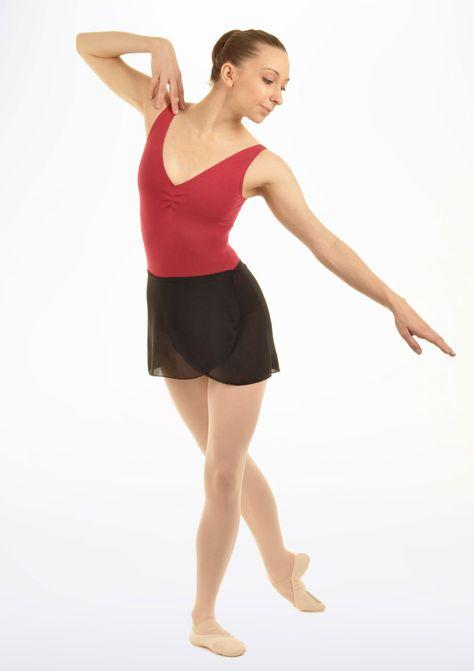72c4d175f430 Bloch Professional Wrap Skirt - Move Dancewear® | colants | Ballet ...