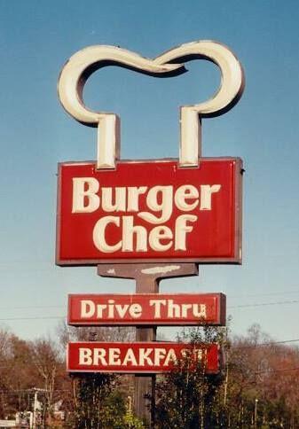 9  Burger Chef | My board | West virginia, Boone county