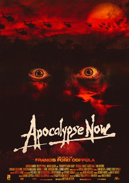 Apocalypse Now Fan Movie Poster Apocalypse Movies Apocalypse