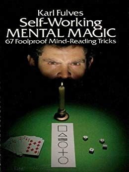New Mental Magic Trick Booklet Mentalism Magic Made Easy!