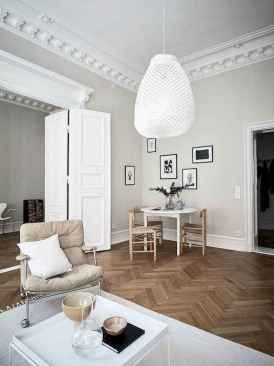 Simple And Stylish Scandinavian Living Room Decorating Ideas 27 Living Room Scandinavian Classic Interior Design French Interior Design Parisian Style