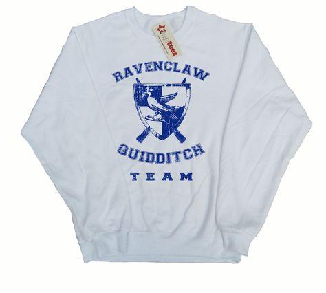 Ravenclaw Quidditch Team Sweatshirt | Etsy
