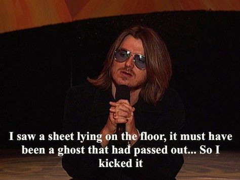 Top quotes by Mitch Hedberg-https://s-media-cache-ak0.pinimg.com/474x/a8/8d/a4/a88da4838cd4a84fed9db6f211e342c4.jpg