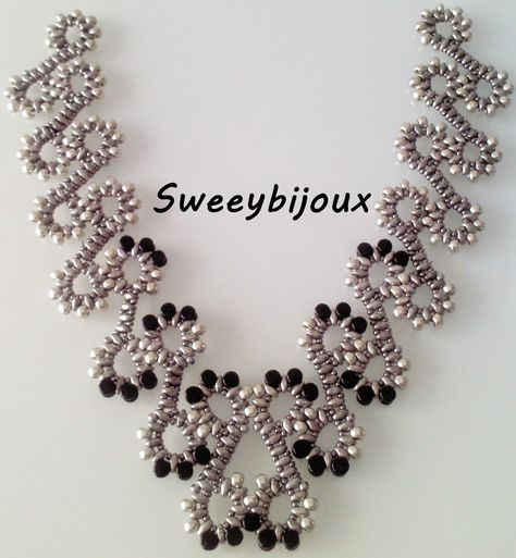 Sweeybijoux made with Super Duos