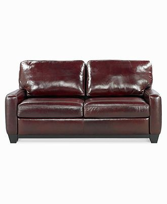 Sofa Beds  Vincent leather sleeper Mathis Brothers Home Ideas Pinterest Leather sofas Living room furniture and Interiors