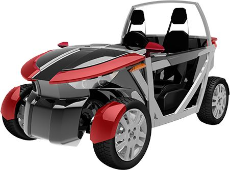 Arcimoto Electric Fun Trike Images Pinterest Vehicles Cars And