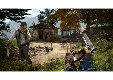 Far Cry 4 Limited Edition With Yak Farm Pack Mission Far Cry 4 Xbox One New Trailers