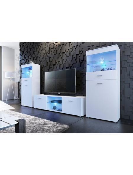 TV-Wand, Made in Germany (3tlg) Jetzt bestellen unter https - wohnzimmer tv möbel
