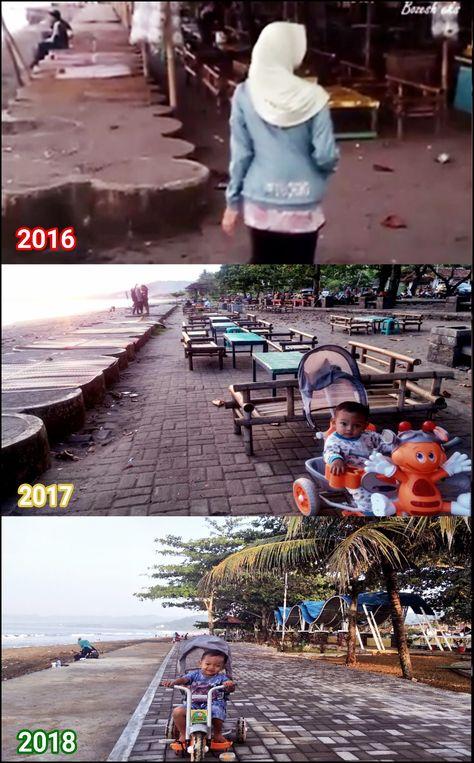 Pantai Citepus 2016 S D 2018 Ruang Terbuka Hijau Citepus