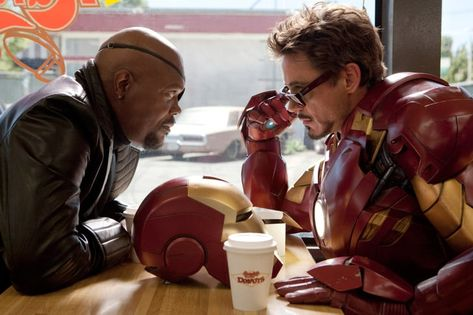 This Deleted Iron Man Scene Teased Spider-Man and X-Men Before They Existed in the MCU