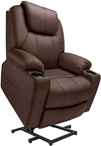 Amazing Offer On Furgle Power Lift Recliner Chair Massage Heat Vibration Elderly Massage Recliner Tuv Certified Living Room Lounge Sofa Faux Leather 2 Remot In 2020 Living Room Lounge Lift Recliners Recliner Chair