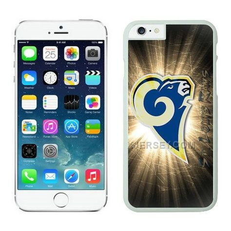 http://www.xjersey.com/stlouis-rams-iphone-6-cases-white17.html Only$21.00 ST.LOUIS RAMS #IPHONE 6 CASES WHITE17 Free Shipping!