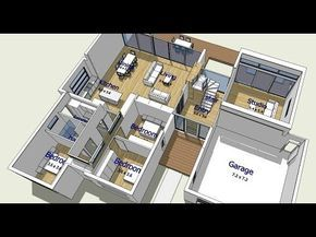 Design Your Own House An Introduction To Trebld And Sketchup Tutorials Part 1 Y Design Your Own Home Best Interior Design Websites Interior Design Software