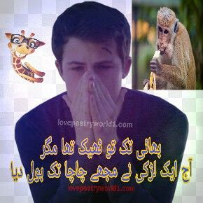 Love Poetry World Urdu Funny Poetry Poetry Poetry Funny