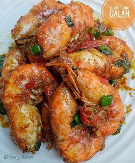 Tumis Udang Galah By Dewi Yuliana23 Bahan 300 Gram Udang Galah Uk Kecil Belah Punggung Buang Kotorannya Cuci Bersi Cooking Seafood Cooking Recipes Cooking