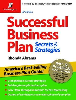 Pdf Book Free Download Successful Business Plan Secrets Strategies Full Pages Success Business Business Planning How To Plan