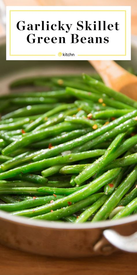For perfectly cooked green beans that are flavorful, crisp, and tender use this fast two-step technique: sauté and steam! You can easily customize this recipe and mix things up as you like. Here's how to cook fresh green beans.