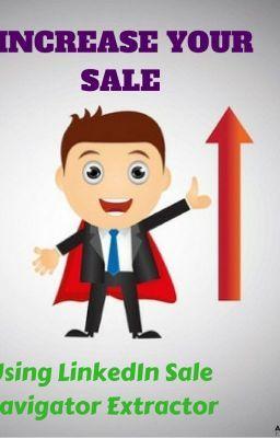 LinkedIn Sale Navigator Extractor - LinkedIn Sale Navigator