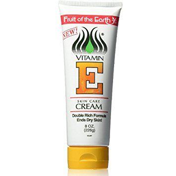 Fruit Of The Earth Vitamin E Skin Care Cream Skin Care Cream Skin Cream Best Skin Cream