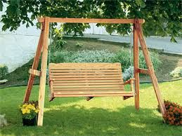 Image Result For Diy Wood Freestanding Outdoor Swing Plans Diy