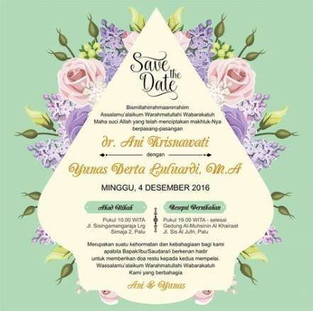 31 Ideas For Wedding Card Design Happy Dengan Gambar Contoh