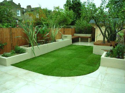 Image Result For Bungalow With Low Maintenance Landscape Home Garden Design Backyard Landscaping Designs Modern Garden Design