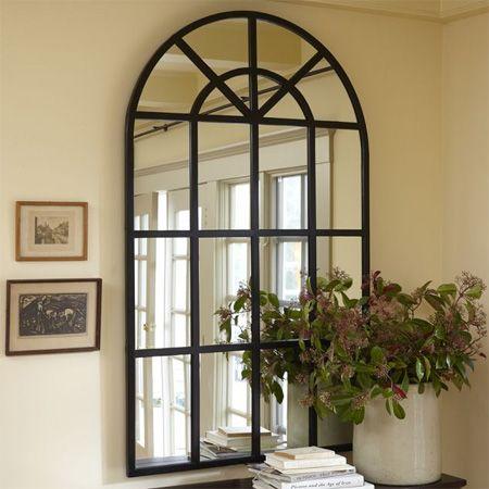 Best 25+ Arched window mirror ideas on Pinterest | Window mirror ...