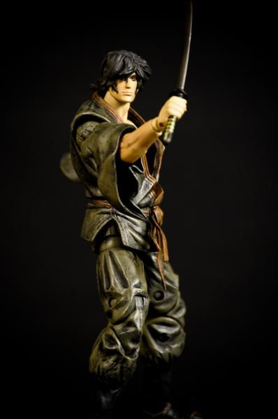 Ninja Scroll - Kibagami Jubei