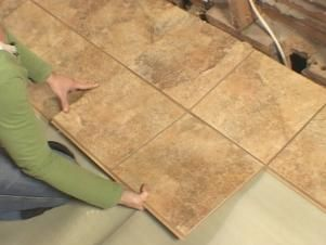 Installing Snap Together Tile Flooring Is A Project Easily