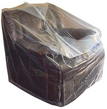 Cresnel Furniture Cover Plastic Bag, Furniture Covers For Storage