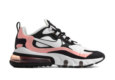 Nike Air Max 270 React Bleached Coral AT6174 005 Release