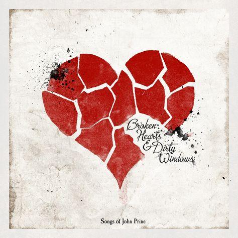 Various Artists - Broken Hearts & Dirty Windows: Songs of John Prine CD