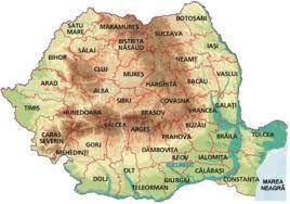 Imagini Pentru Harta Romaniei Judete Hartă Romani Turism