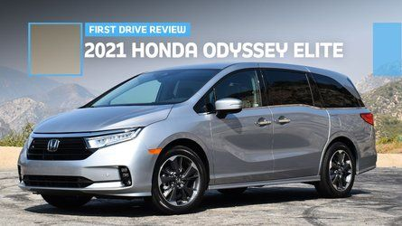 2021 Honda Odyssey First Drive Review The Future Looks Good In 2020 Honda Odyssey Honda Honda S