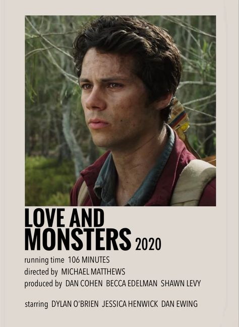Love and monsters by Millie