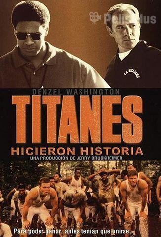 Ver Titanes Hicieron Historia 2000 Online Latino Hd Pelisplus Titanes Hicieron Historia Peliculas Remember The Titans