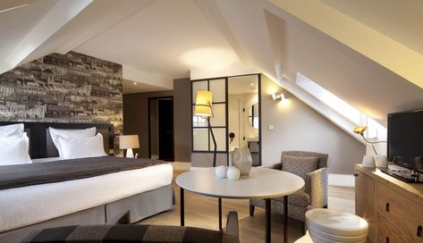 50 Boutique Hotels In Paris Ideas Paris Hotels Design Wellness Design