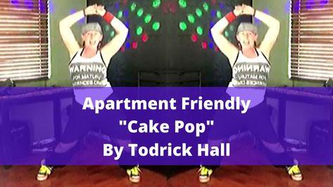 Cake Pop Todrick Hall Zumba Eartha Baca Todrick Hall Zumba Dance With You
