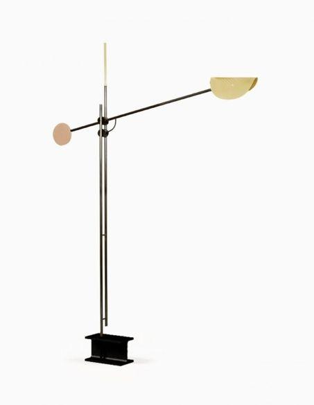 Stahl Band In 2020 Small Floor Lamps Floor Lamp Lamp