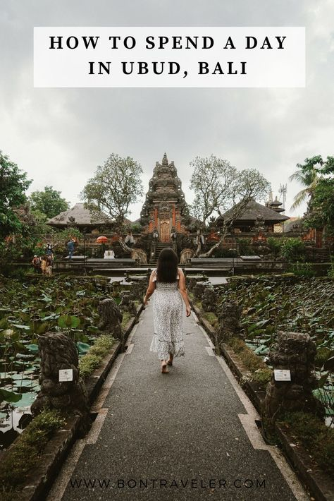 How to Spend a Day in Ubud, Bali - Bon Traveler