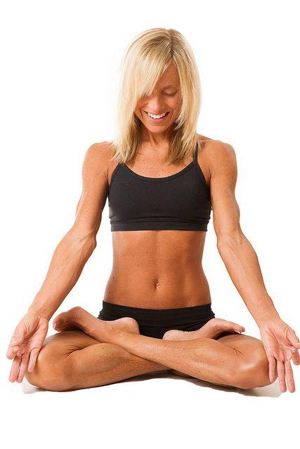 Padmasana Ayurveda Yoga Beautiful Yoga Namaste Yoga