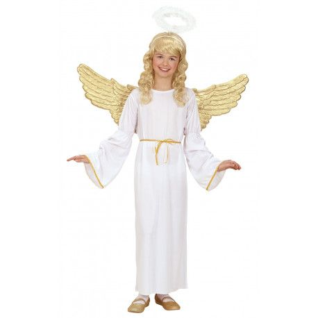 Disfraz De ángel Blanco Para Niños Y Niñas Comprar Online Disfraz De ángel Disfraces De Navidad Disfraz De Los Increibles