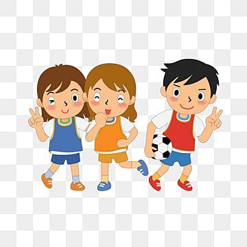 Gambar Kartun Anak Anak Olahraga Ilustrasi Sepak Bola Remaja Anak Clipart Musim Sekolah Departemen Olahraga Png Transparan Clipart Dan File Psd Untuk Unduh G Di 2021 Kartun Sepak Bola Ilustrasi